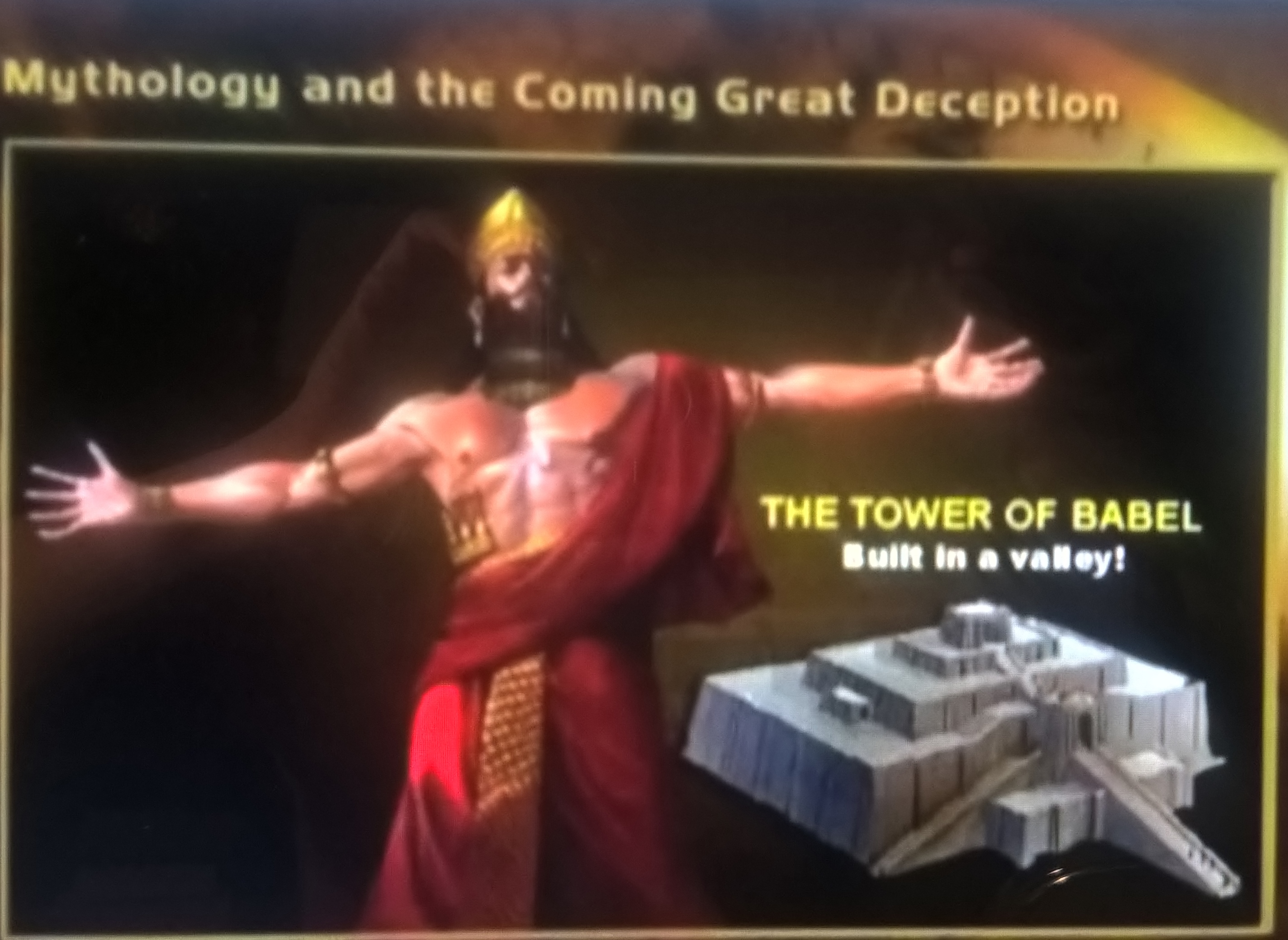 Days of Nephilim as giants and demigods | TRUTH! Everything